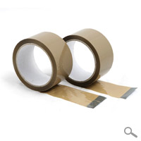 Two Rolls of Brown tape