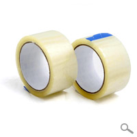 Two Rolls of High Quality CelloFix packing Tape
