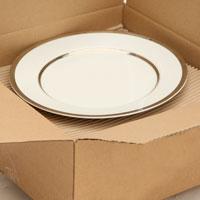 6 Dinner Plates box