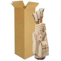 Golf Box Heavy Duty