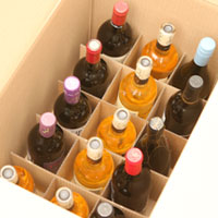 15 Bottle Wine Box